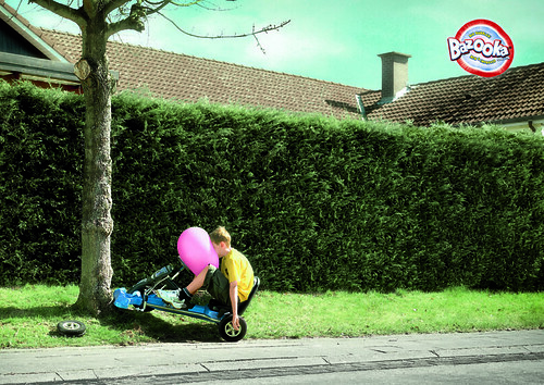 Airbag - Topps Bazooka