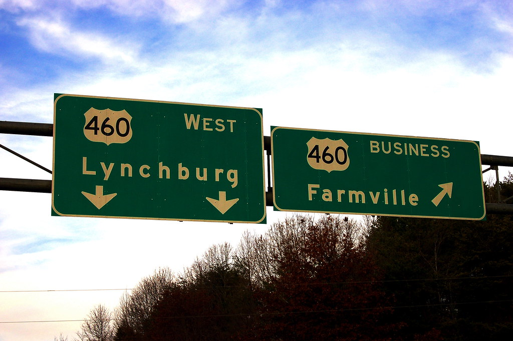 This way to Farmville...