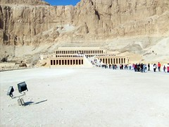 Egypt, Day 4, Hatshepsut's Funeral Temple (3)