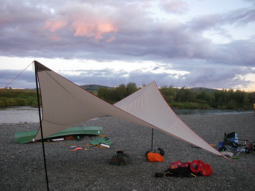 I like the inflatable tent by Nemo but solve the space issue with a tarp. These catenary cut tarps pack to about the size of half a loaf of bread. & Whatu0027s the largest tent you would tour with? | Adventure Rider