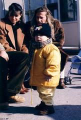 Bea Alice Gennaio 1987 (cepatri55) Tags: geotagged bea alice 1987 piazzale cepatri cepatri55 piazzaletrieste geo:lat=43911513 geo:lon=12920748