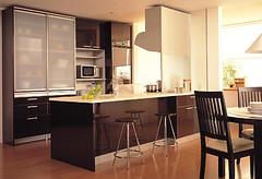 B邸 - キッチン