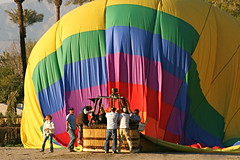 Hot Air Balloon, Indio, CA