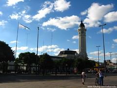 Terminal de Omnibus Mariano Moreno, Rosario. (SebaRadio) Tags: argentina de flickr terminal rosario mariano moreno omnibus