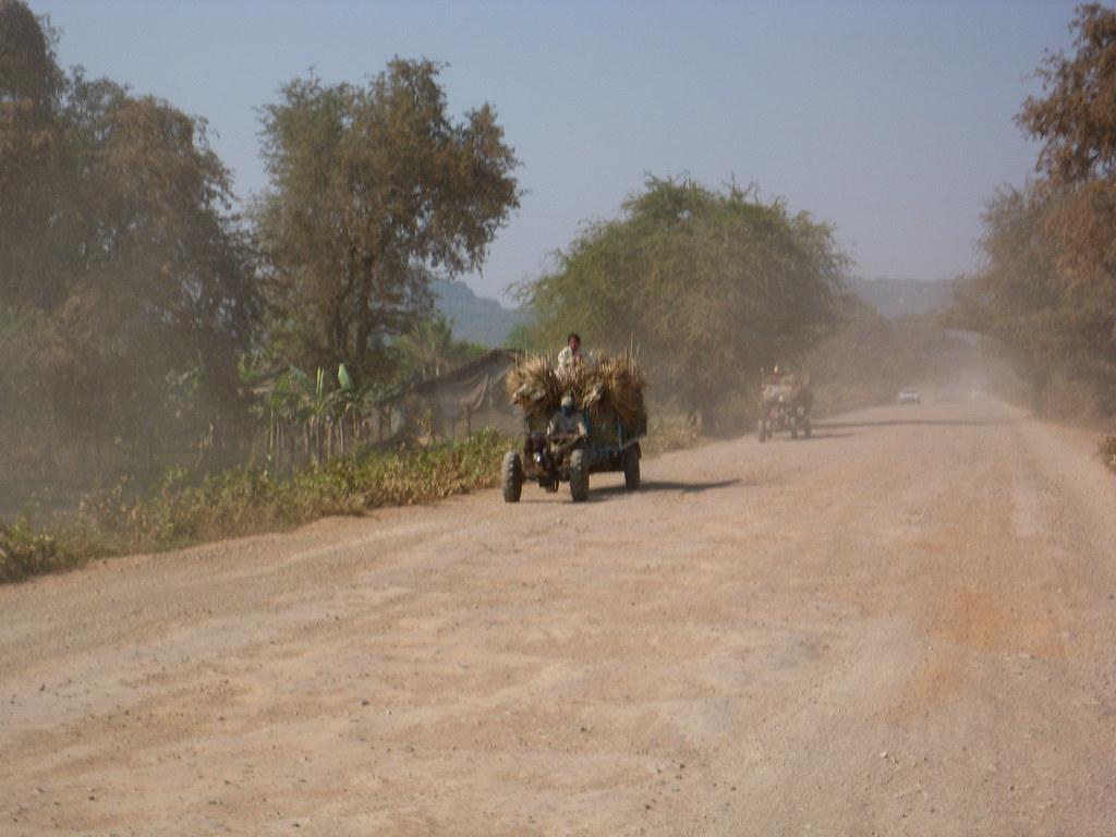 carreteras de camboya