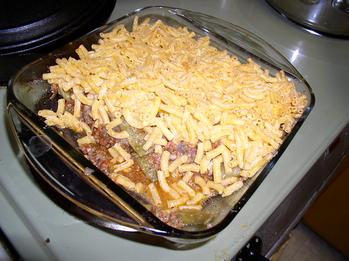 Cheesy Mac Casserole