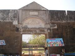 Vattakottai Fort 'Circular Fort', Kanyakumari...