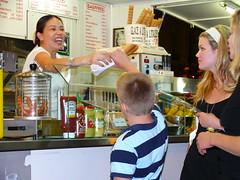 """""""Hot dog"""" in Paris! (Motive - / - Roy M.) Tags: food france lumix hotdog motive hungry zazzle otw allrightsreserved abigfave anawesomeshot top20travel roymichelsen httpwwwzazzlecomneslehcim motive4u2see"""