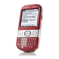 Palm Centro - Red 3qtr