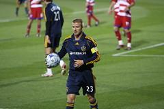 IMG_3524 (Christopherpics) Tags: david canon soccer beckham lagalaxy mls fcdallas futball canon70200mm