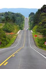 Rodovia Federal BR-373 (trecho Ponta Grossa a Prudentpolis/Paran) (thejourney1972 (South America addicted)) Tags: road brazil paran brasil ruta carretera estrada rodovia br373