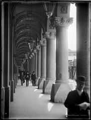 Sydney GPO colonnade