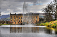 Chatsworth House (s81photos) Tags: nikon derbyshire cavendish hdr chatsworth devonshire d300