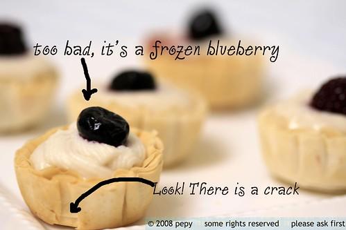 Berry Mascarpone Mini Tarts 5