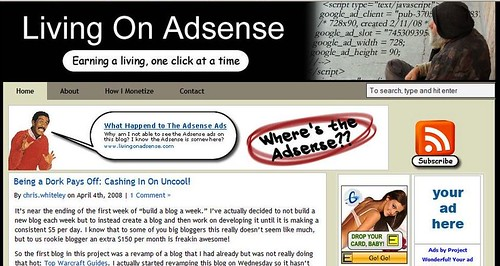 living on adsense site and banner mdro.blogspot.com