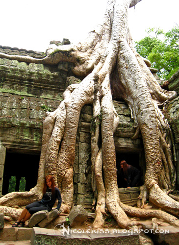 two nicole in ta prohm