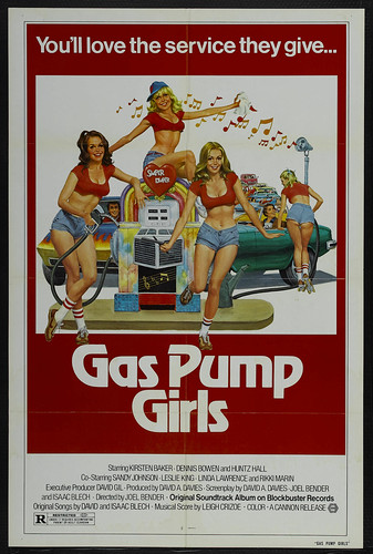 gas pump girls. Gas Pump Girls