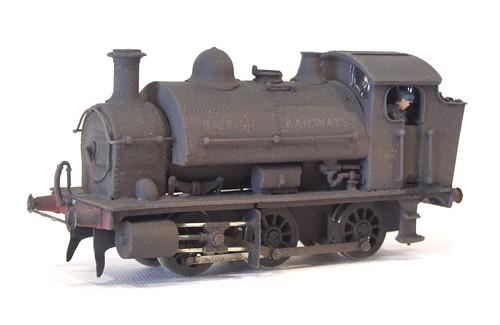 ex-GWR 1361 Class
