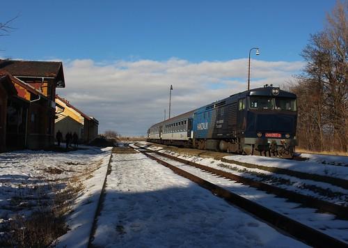 749262-2 Kastice, NFP Railtour