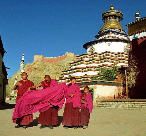 Pelkhor Chode , Gyantse Tibet