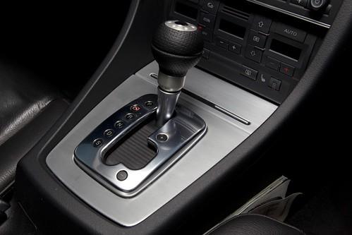 Audi Stick Shift