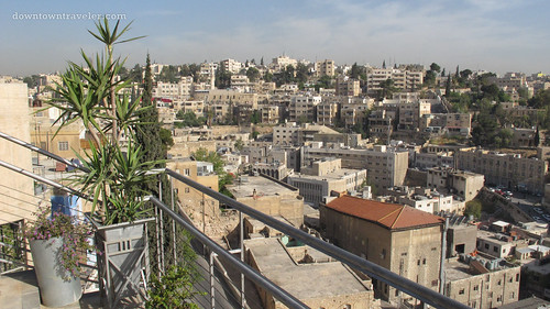 Amman Jordan skyline