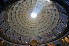 Pantheon, Rome (Joe Lewit) Tags: pantheon roman rome