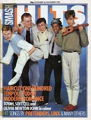 Smash Hits, November 26, 1981