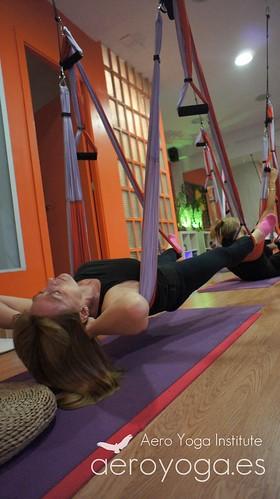 Inversion Therapy: Aero Yoga© y Fitness Aéro