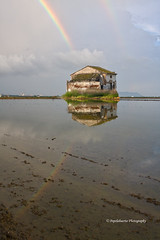 Arrozales II (Pepelahuerta) Tags: paisajes valencia arcoiris raw lagos cielos atardeceres reflejos greatphotographers sueca arrozales laalbufera flickraward canon40d concordians pepelahuerta