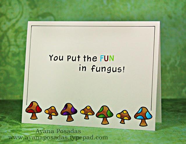 Fun in Fungus