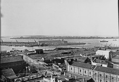 Newcastle, NSW, [n.d.] (Cultural Collections, University of Newcastle) Tags: newcastle australia nsw hunterst newcastleharbour statedockyard merewetherst bertlovettcollection honeysuckletraindepot b1p11r2n318af13 newcastleregionnswhistorypictorialworks photographynewsouthwalesnewcastle