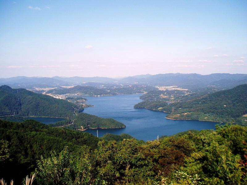 Великое Голубое озеро