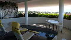 patio, Hotel Semiramis (manzola) Tags: athens 2007 kifissia hotelsemiramis