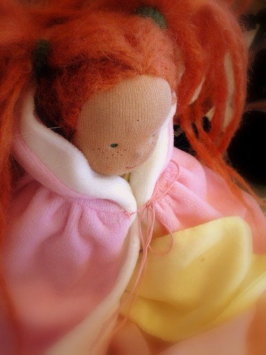 Red-headed Kaley Doll