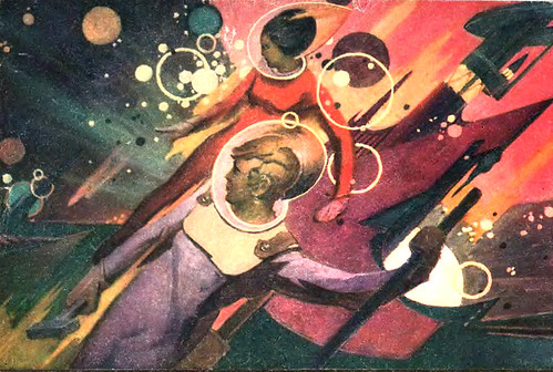 """Space Workers"", 1973"