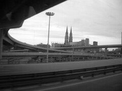 (Leitmotiv_ihrer) Tags: street city church argentina buenosaires highway carretera iglesia autopista sudamerica latinomerica