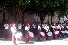 Young Musicians in Morelia