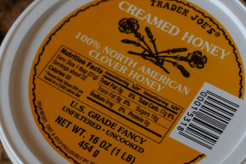 trader joes creamed honey