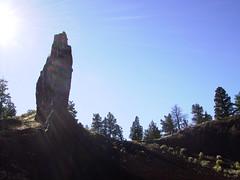 Dike exposed by a quarry (Dan Solitz) Tags: red dike basalt