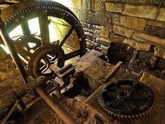 The Blower Wheel (Roger B.) Tags: industry wheel forge waterwheel waterpower wortleytopforge