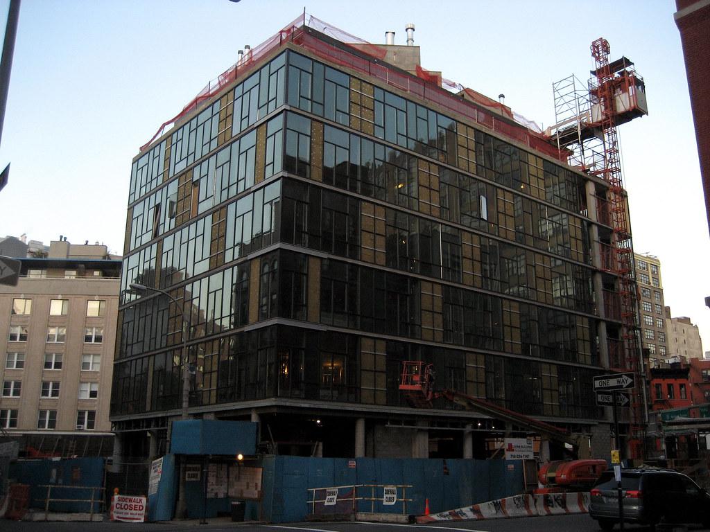 Zinc Building