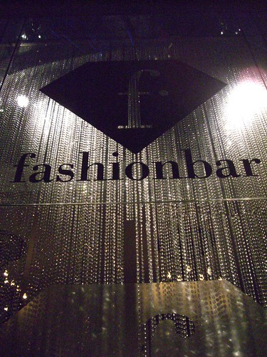 Fashion TV's bar at Clarke Quay