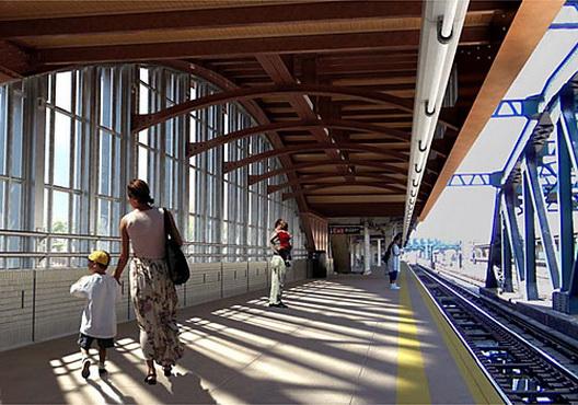 Fourth Ave Station Renovation