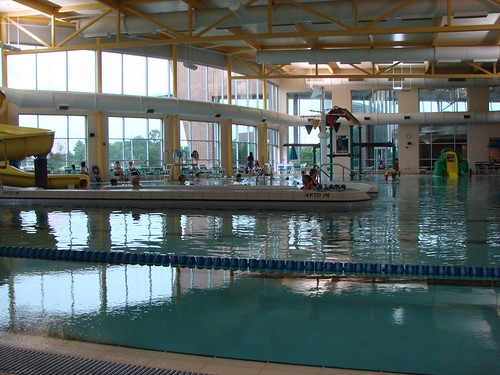Vandalia Rec Center pool In the