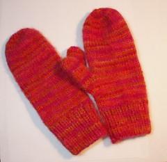 Cheyla's mittens