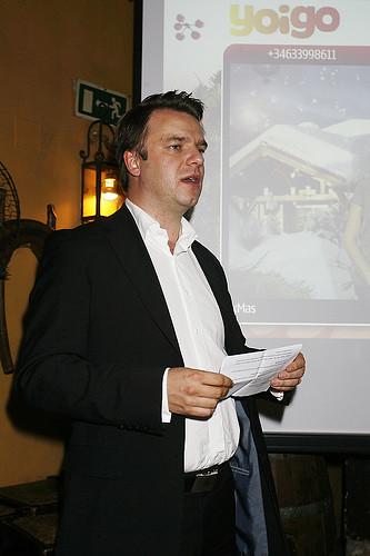 Johan Andsjo, Director General de Yoigo