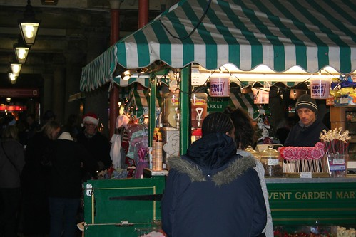 London - Candy Stall - Covent Garden