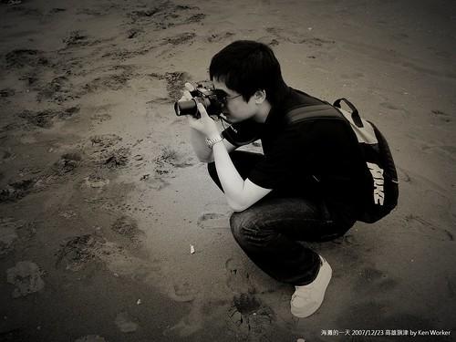 反波在台灣:高雄旗津海灘上的飛豬(flypig)