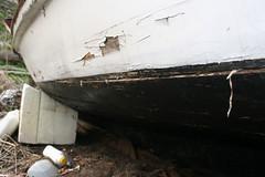 Trebåt restaurering